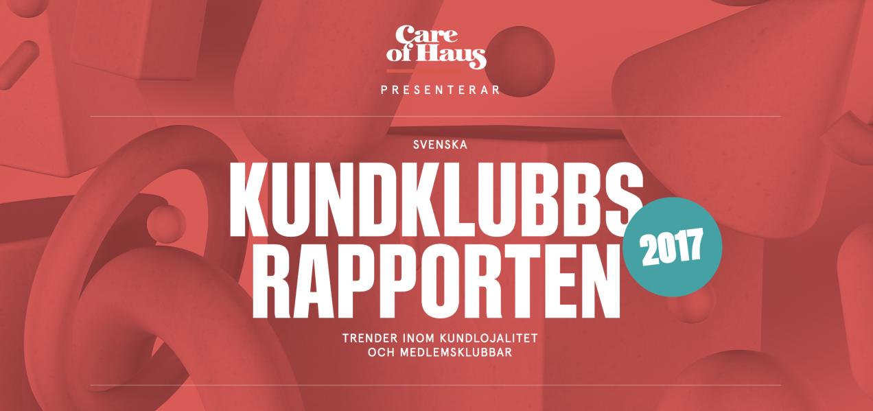 Svenska Kundklubbsrapporten